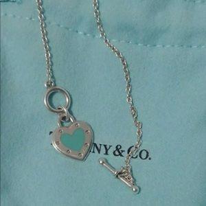 Tiffany & Co. Love Heart Toggle Bracelet